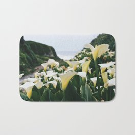 In the Flowers Bath Mat