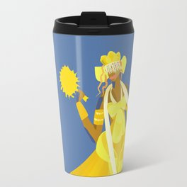 ORIXAS_ oxum Travel Mug
