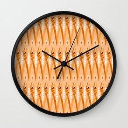Flapper Girl 20s Wall Clock