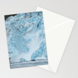 Icy Thunder Stationery Cards