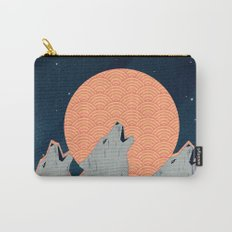 Howling Moon Carry-All Pouch