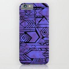 Kama'aina Purple iPhone 6s Slim Case