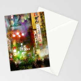 Just one street Stationery Cards