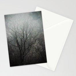 Winter Raven Stationery Cards