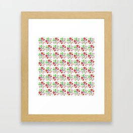 Wild with Wildflowers Framed Art Print
