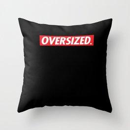Oversized Style Throw Pillow