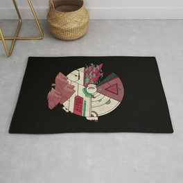 Visions of a New Homeworld Rug