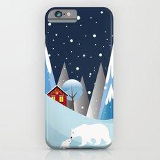 Snowing Bubble iPhone 6s Slim Case