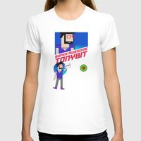 8 bit T-shirts featuring 8-bit by EarlyHuman