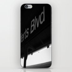 Lefferts Blvd iPhone & iPod Skin