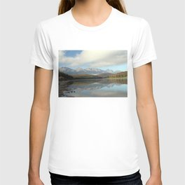 Canadian Rockies in September T-shirt