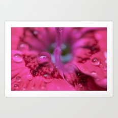 Surface Tension Art Print