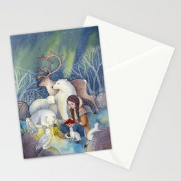 A Tale of the North Stationery Cards