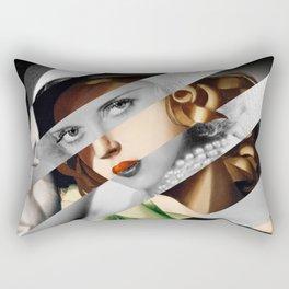 Tamara De Lempicka & Bette Rectangular Pillow