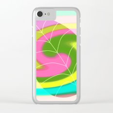 Sheet of paper Clear iPhone Case