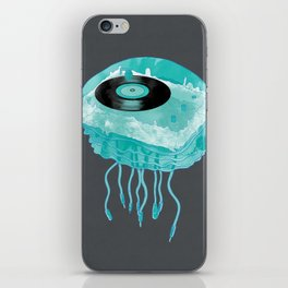Deep Sea Audiophile iPhone Skin