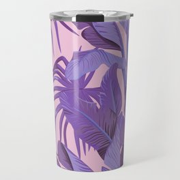 Tropical '17 - Starling [Banana Leaves] Travel Mug