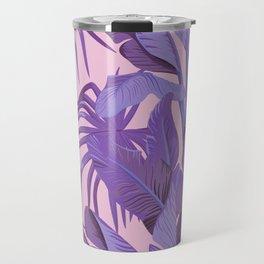 Tropical '17 - Starling [Banana Leaves] Travel Mug