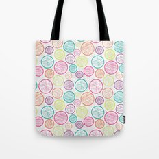 Beauty Wood Tote Bag