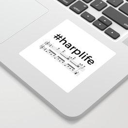 #harplife (2) Sticker