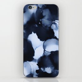 BLUE INK 22 iPhone Skin