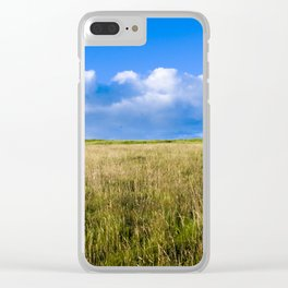 Landscape. Wicklow, Ireland Clear iPhone Case