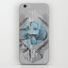 To Faint iPhone & iPod Skin