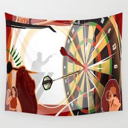 Darts Wall Tapestry