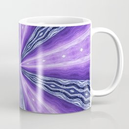 Kaleidoscope Diamonds Coffee Mug