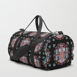 Owl Blooms with Love Duffle Bag