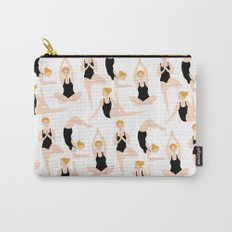 Yoga Girls Carry-All Pouch