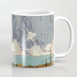 Kootenay National Park Coffee Mug