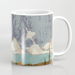 Kootenay National Park Coffee Mug