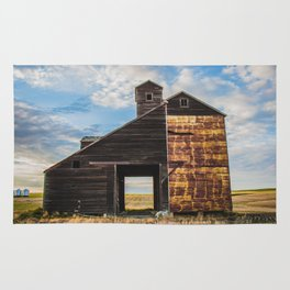 Grain Elevator and Koda Rug