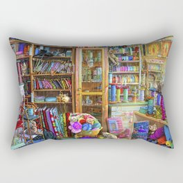 Kitty Heaven Rectangular Pillow