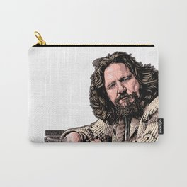 The Dude by STENZSKULL Carry-All Pouch