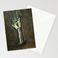 The Dead Shall Rise Stationery Cards