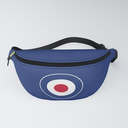 RAF Type D Roundel Fanny Pack