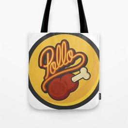 Pollo Tote Bag