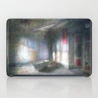 bathroom iPad Cases featuring My new bathroom by Anne Seltmann