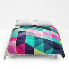 Cyrvynne xyx Comforters
