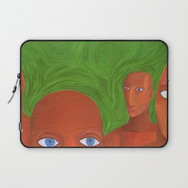 new land Laptop Sleeve