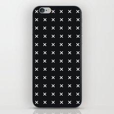 Basics Cross iPhone & iPod Skin