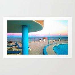 Fuengirola-01 Art Print