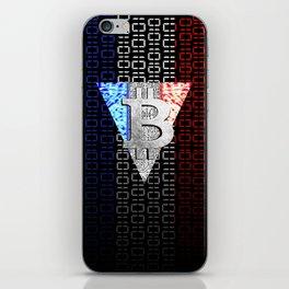 bitcoin france iPhone Skin