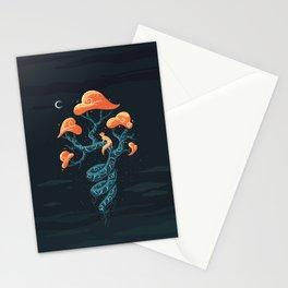 Magic Tree Stationery Cards