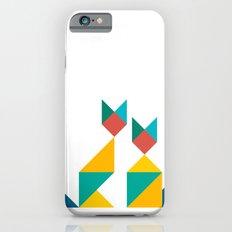 Tangram Cats 1 Slim Case iPhone 6s
