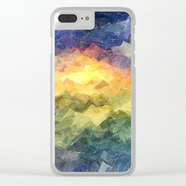 Second Chance Clear iPhone Case