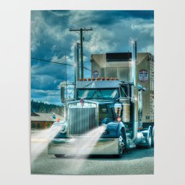The Cattle Truck Poster