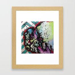 Hillstomp Framed Art Print